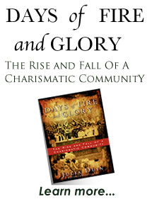 Days of Fire and Glory, by Julia Duin